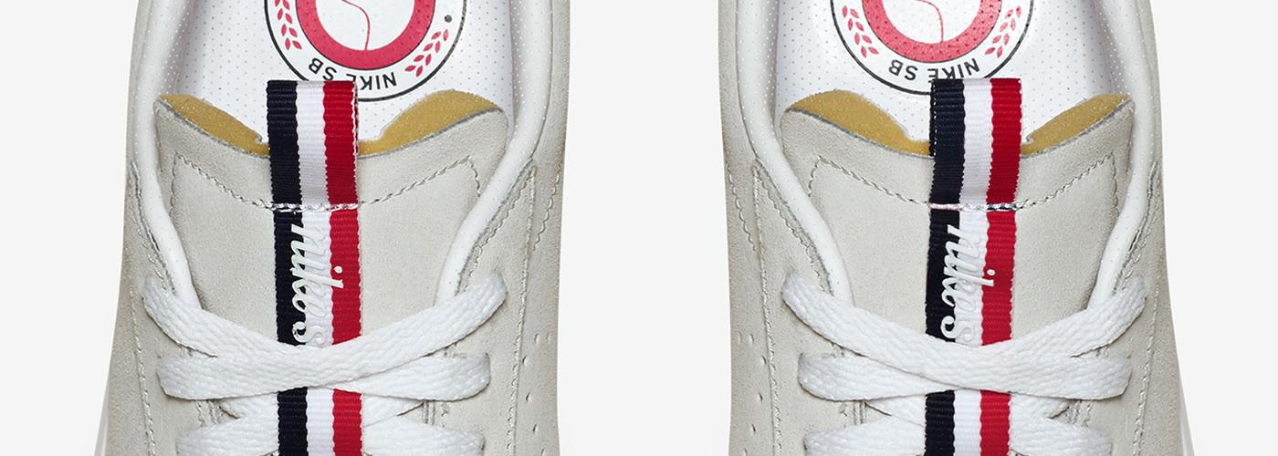 new style f3442 1c606 Alex Olson combina dos de sus pasiones, el skate y la moda, y nos trae esta  colaboración entre Nike Sb y su marca Call Me 917, que gusta desde el  primer ...