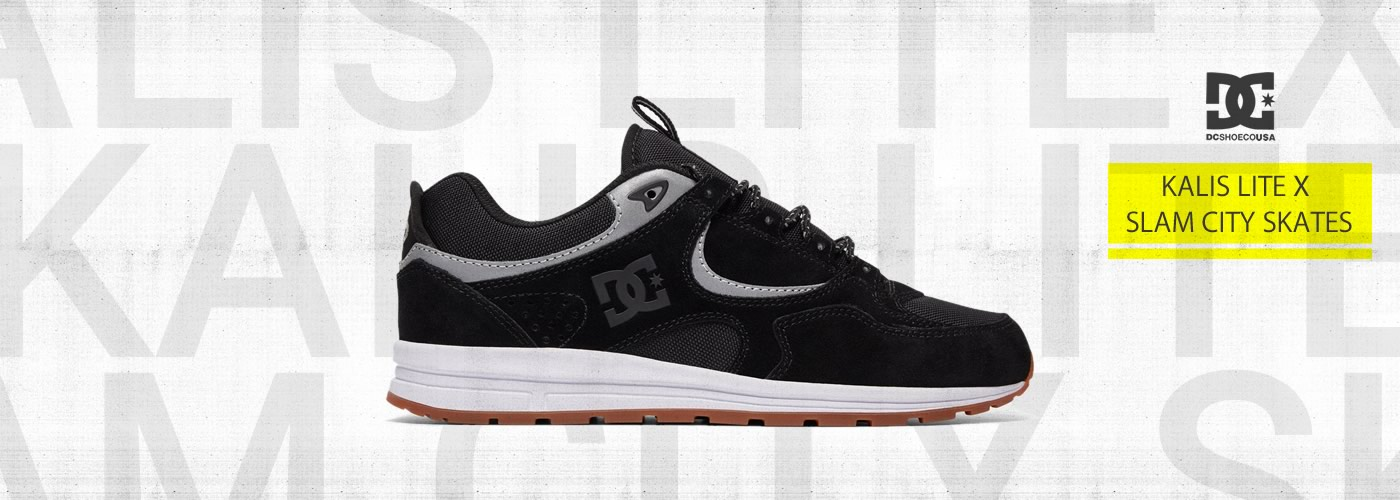News - DC Shoes Kalis Lite x Slam City