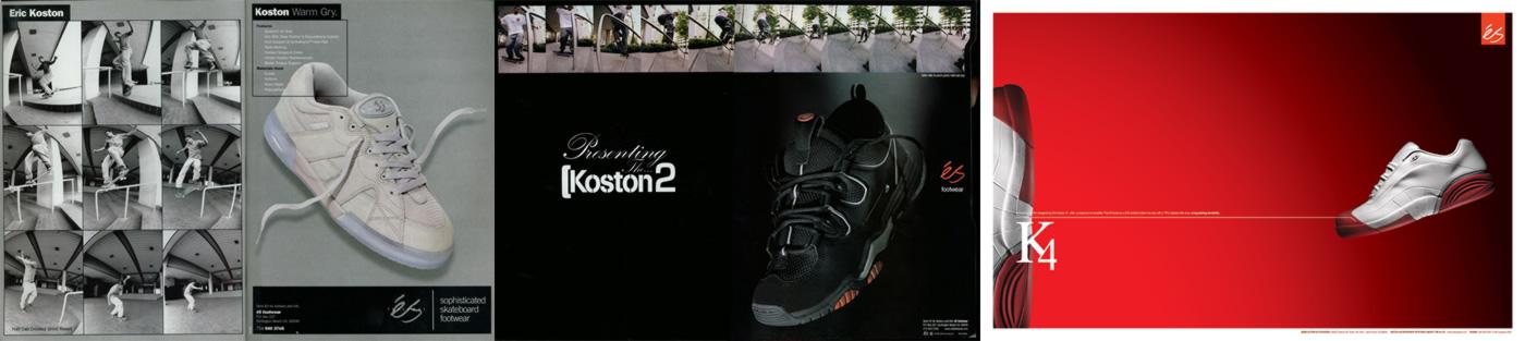 san francisco 69122 661fc Entre el año 2000 hasta el 2003, los siguientes pro models de Koston  tuvieron una clara influencia en las zapatillas de basketball, más  específicamente a ...
