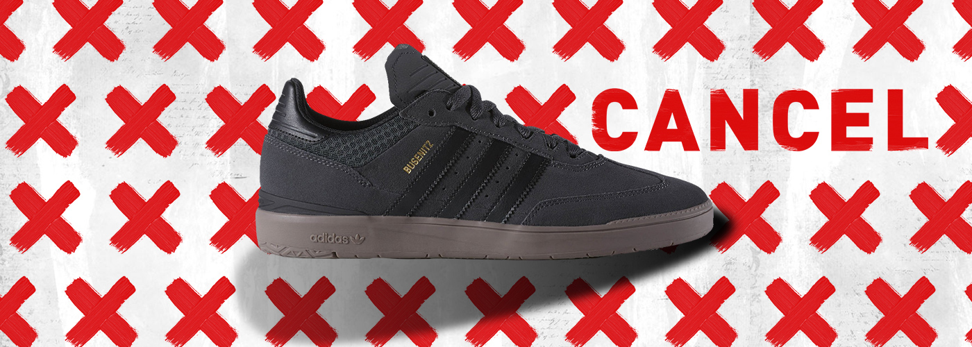 Cancel: Adidas Skateboarding Busenitz ADV 2.0