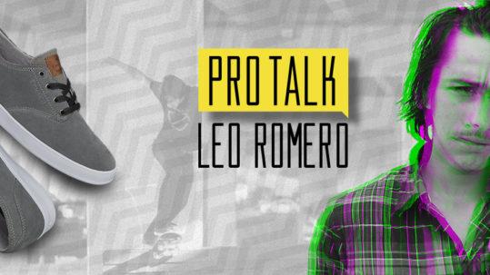 Pro Talk: Leo Romero