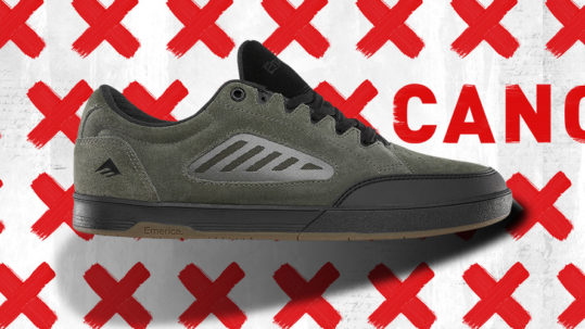 Cancel: Emerica Centry