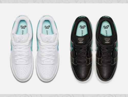 Nike SB x Diamond Supply Co