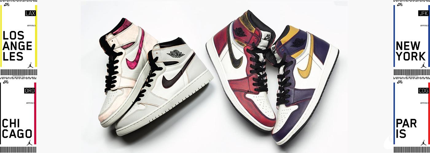 Nike sb x Jordan 1