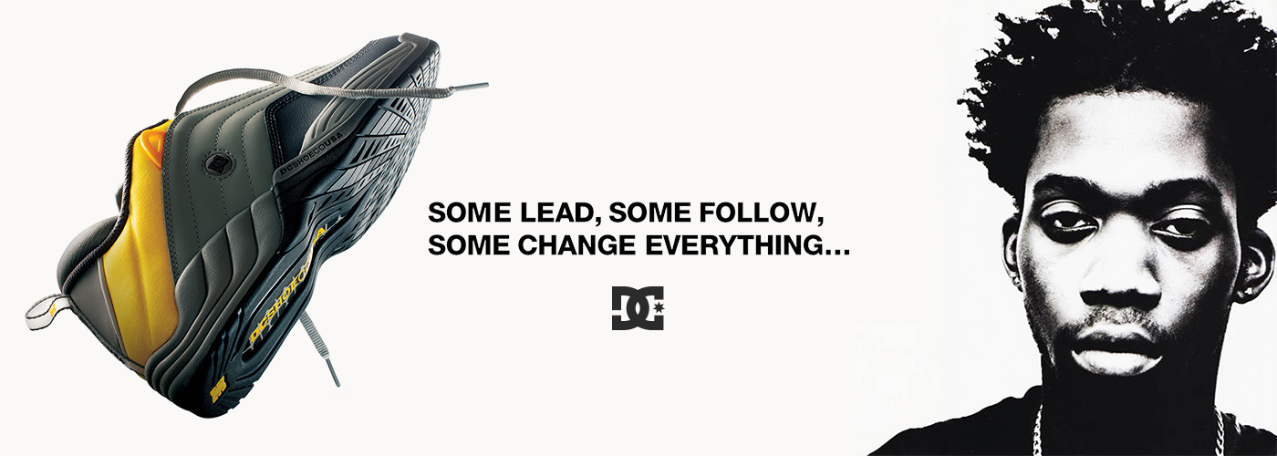 DC Shoes Williams OG