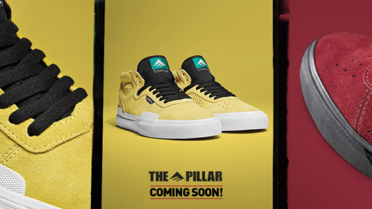 Coming Soon: Emerica The Pillar