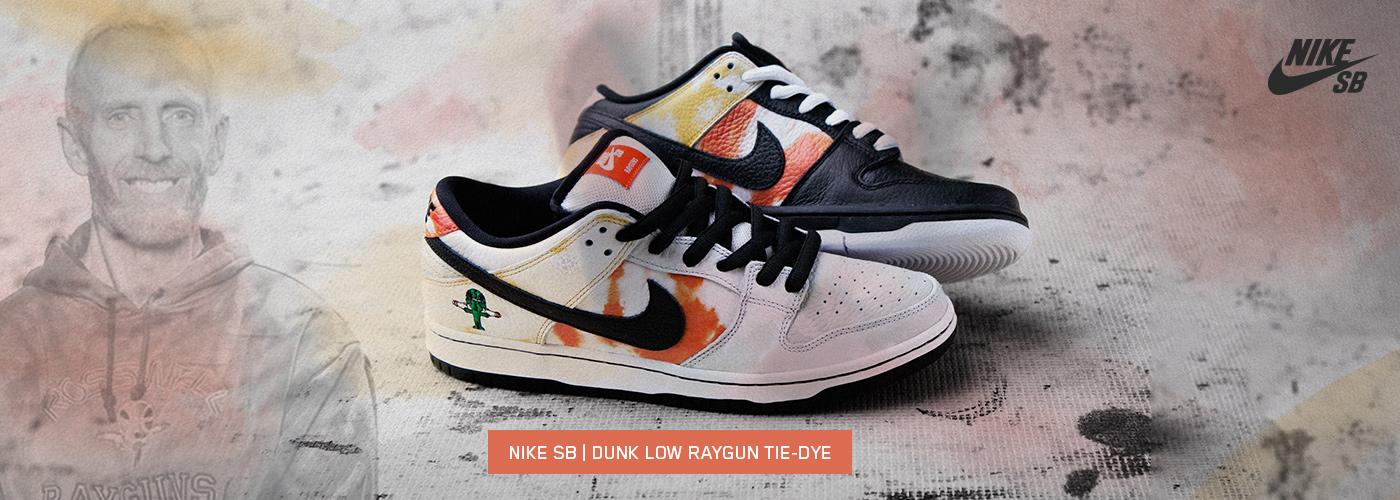 Nike SB Dunk Raygun