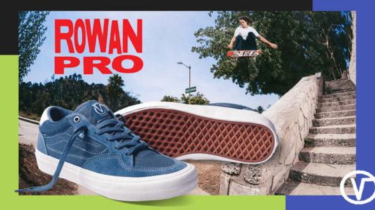 Vans Rowan Pro